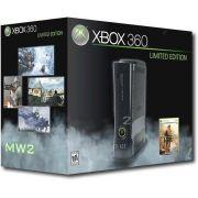 Xbox 360 Elite 250gb + 2 Controles Placa Jasper Nota Fiscal