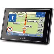 Gps Mio Moov 310 / 2 geração / 5 Navegadores / 5GB Espaço