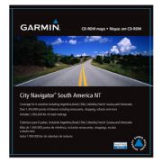 Mapa Garmin America do Sul 2016 para Gps garmin City Navigator South America NT