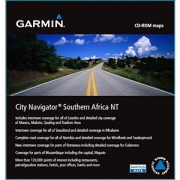 Mapa garmin Africa do Sul City Navigator® Southern Africa NT