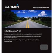 Mapa Garmin Africa Central oriental Leste City Navigator® Middle East & Eastern Africa NT