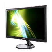 Monitor LED 20´ Samsung S20A300B DVI Slim Black Piano + NF