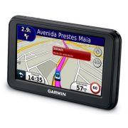 Gps Garmin nuvi 40 Slim Tela 4´3 Brazil 2013 Aviso de Radares