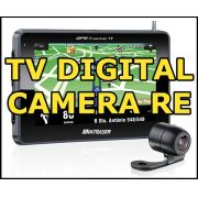 Gps Multilaser Tracker 2 Tv Digital Camera Re tela 4.3 Av-in