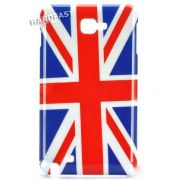 Capa Case Galaxy Note N7000 i9220 Samsung Inglaterra UK Bag