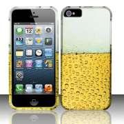 Capa Cerveja Iphone 4 4s Super Fina Apple Beer Frete Grátis