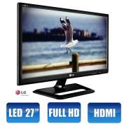 Monitor Tv Led Usb Lg 27 Tv Digital Integrado Hdmi Full PIP