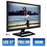 Monitor Tv Led Usb Lg 27 Tv Digital Integrado Hdmi Full PIP