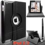 Capa Case New Ipad 3 / 2 Novo 360 Dust Luxo Frete Grátis BR
