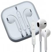 Fone Ouvido Apple Iphone 6 Microfone Volume Ipad BR conector P2