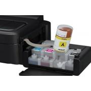 Impressora Multifuncional Epson l355 Bulk Ink Colorida WIFI NF-e