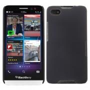 Capa Blackberry Z30 Back Case Preto Fino Discreto Proteção