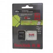 Cartão Micro Sd 64gb Sdxc Classe 10 Sandisk Original GoPro