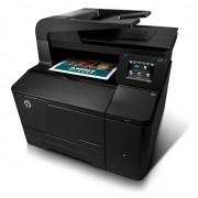 Impressora HP Laser Colorida Multifuncional Fax Xerox Wifi NF M276NW