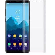 Pelicula Gel Galaxy Note 9 8 7 Bordas Samsung Curva Hidrogel