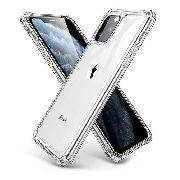 Capa Anti Shock iPhone Xs Max Tela 6.5 + Pelicula Gel Wlxy