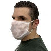 30 Mascaras P/ Rosto Higiênica Descartável Alta Qualidade Favix