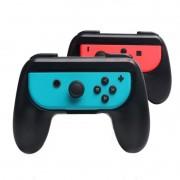 Adaptador Para Controle Nintendo Swtich Capa Grip Suporte Mario Gamer Luta Corrida