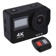 Câmera 4k Esporte Wlxy-S4k 60Fps Controle Wifi Video Foto Prova Agua SlowMotion