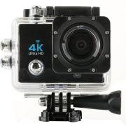 Camera Action Pro Sport 4k GoCam Full Hd Prova Agua Wifi Moto Capacete Skate Surf Bike