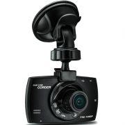 Camera Veicular Gravação Fhd 1080 Carro Led Visão Noturna Audio Foto Video Avi Dvr