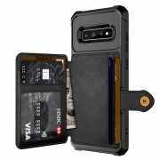 Capa Carteira Hardfast Samsung S20 Plus Ultra Note 10 S9 s21 Varios Anti-choque