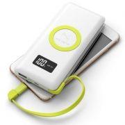Carregador Pineng Sem Fio 10.000Mah Qi Iphone X 8 S8 S7 Note genuíno Indução