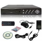 Dvr Stand Alone 16 Canais Cftv H.264 480Fp Hdmi Aprica Video Qualidade Cameras