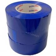 Fita Adesiva 20x Rolos de 200 metros Azul Caixa Fechada Alta qualidade