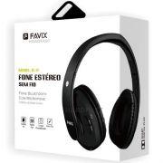 Fone Ouvido Favix B17 Bluetooth 4.0 Sem Fio Fm Cartão Mega Bass Spotify Universal