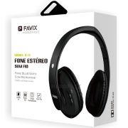 Fone Ouvido Favix B17 Sem Fio Fm Cartão Mega Bass Spotify Universal