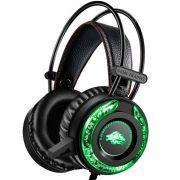 Fone Ouvido Profisional Jogos Gamer Usb A5 Stereo p2 Led Microfone o Mais top!