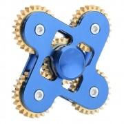 Hand spinner Engrenagem v4 Raro Metal Rolamento 5 cores