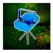 Mini Projetor Holográfico Canhão Laser Decoração De Festas Natal Aniversario