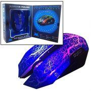 Mouse Laser Gamer Óptico 3200dpi Profissional Cabo Usb Jogos Autocad Catia Photoshop Studioworks Corel