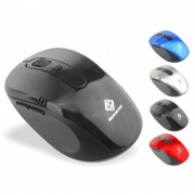 Mouse Sem Fio Barato 1600Dpi Optico a Pilha Notebook Pc TvBox Elite