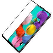 Pelicula Vidro 3d+ Samsung Galaxy A51 + Kit Limpeza 9H Temperado