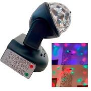 Projetor Canhão Luz Automatico Natal Festa Pisca Pisca Arvore Musical Controle Remoto Wlxy-PR07  Moving Head 4