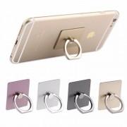 Suporte Anel Ring Com Suporte Hook Para Smartphone Kit 6 Peças Anti Furto Celular Tablet