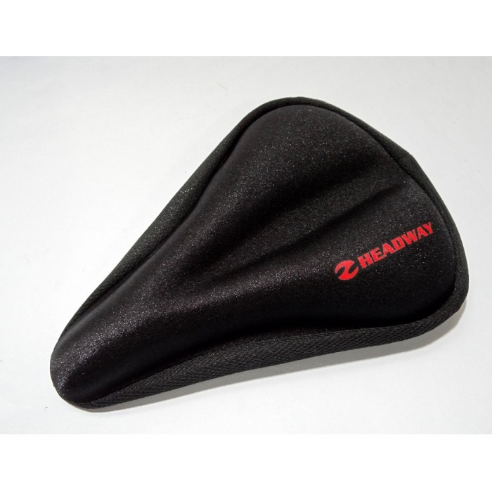 Capa Banco Gel Bike Bicicleta 3D HEADWAY Saddle Pad Downhill - HARDFAST INFORMÁTICA