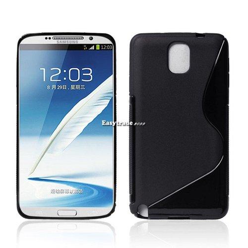 Capa Case Silicone Galaxy note 3 n9000 Pelicula Frete Grátis  - HARDFAST INFORMÁTICA