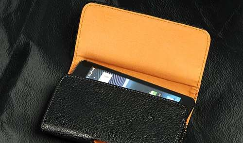 Capa Clip Cinto Galaxy Note 3 S4 S3 Razr Nexus Xperia Lumia  - HARDFAST INFORMÁTICA