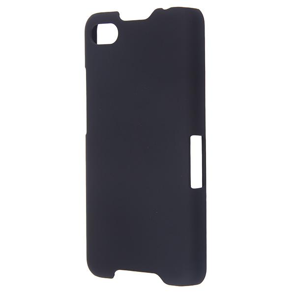 Capa Blackberry Z30 Back Case Preto Fino Discreto Proteção  - HARDFAST INFORMÁTICA