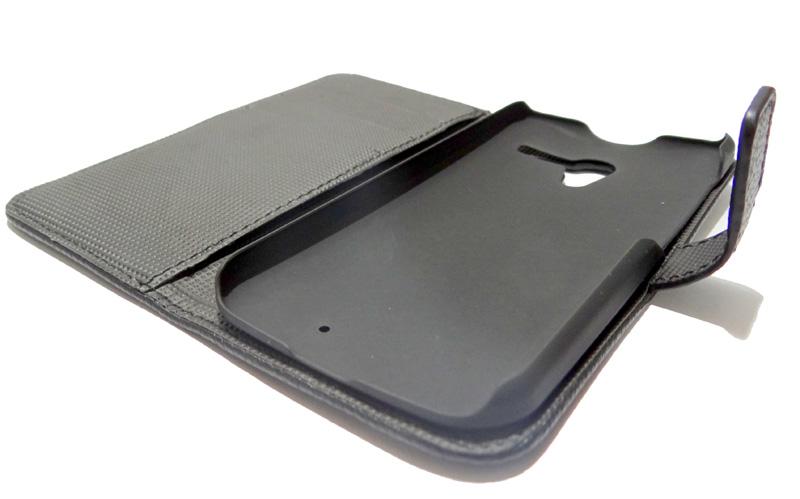 Capa Carteira Motorola X couro Slot 3 cartões Dinheiro Documentos  - HARDFAST INFORMÁTICA