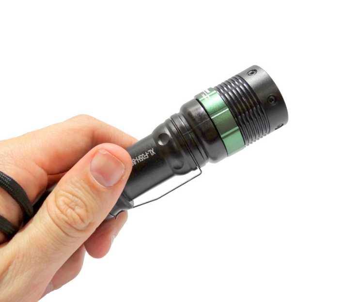 Lanterna Ultra Led Q5 Bateria 5200Mah + Brinde Alta Qualidade  - HARDFAST INFORMÁTICA
