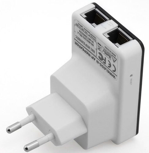 Repetidor Digital E Roteador De Sinal 300mbps Wifi Wireless  - HARDFAST INFORMÁTICA