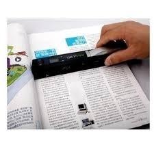 Scanner Portatil De Mão Sem Fio Super 900dpi Usb Micro Sd  - HARDFAST INFORMÁTICA