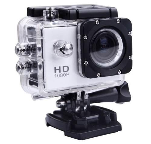 Câmera Capacete Moto Full Hd HDMI Mergulho Dvr Carro 1080P  - HARDFAST INFORMÁTICA