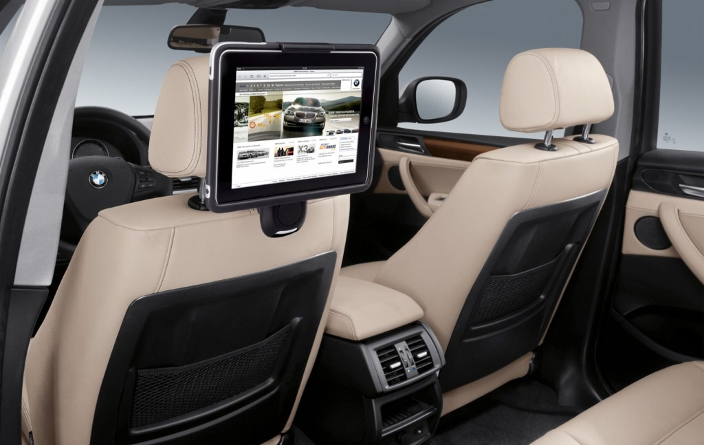 Suporte Universal tablet Carro Ipad Galaxy Tab Xoom Encosto de cabeça  - HARDFAST INFORMÁTICA