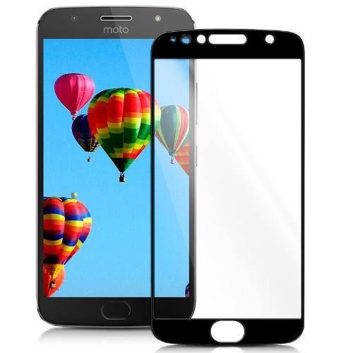 Película Moto G5s Plus 3d Tela Total Borda Vidro Motorola Xt  - HARDFAST INFORMÁTICA